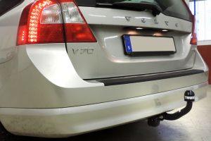 Volvo V70 thule fast dragkrok