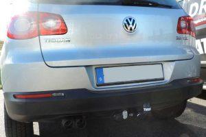 Volkswagen Tiguan dragkroksreferens