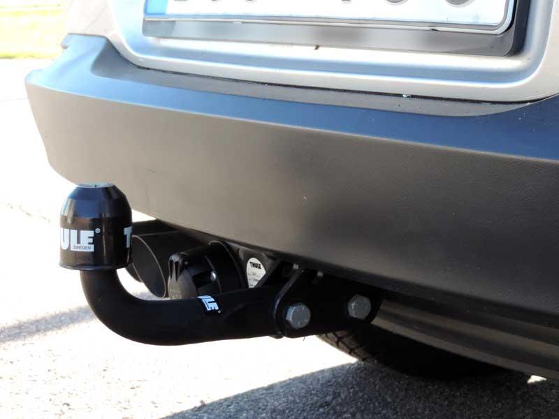Thule fast dragkrok VW Tiguan